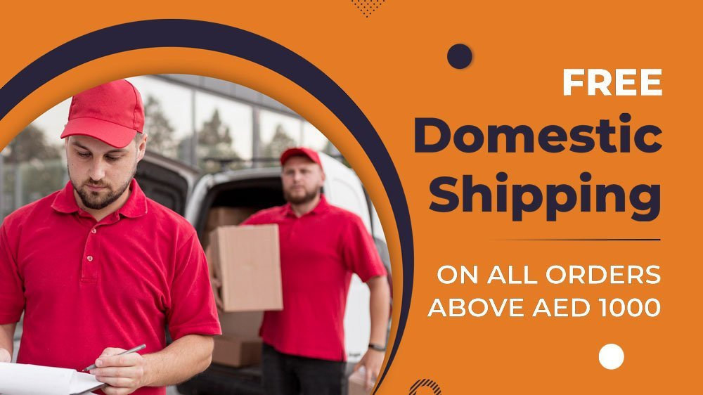 Free domestic Shipping 02